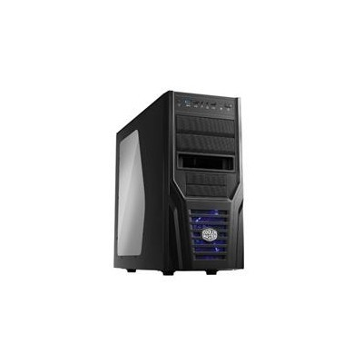 CoolerMaster case miditower Elite 431 Plus,USB 3.0