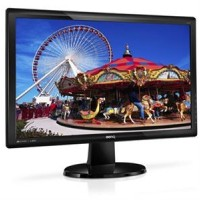 "24"" LED BenQ GL2450HM - Full HD, DVI, HDMI, repro"