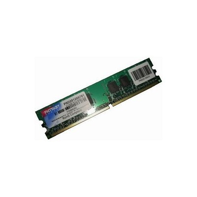 Patriot 1GB 800MHz DDR2 CL6 DIMM