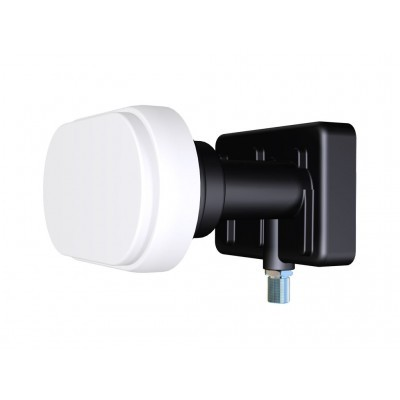 Inverto BLACK Pro - Single Monoblock  LNB 4,3° 0,2 dB