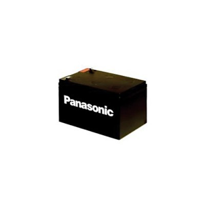 Panasonic LC-RA1212PG1 (12V; 12Ah; faston F2-6,3mm; životnost 6-9let)