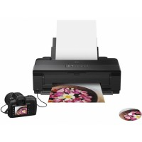 Epson Stylus Photo 1500W A3+, WiFi, USB 2.0, 5760 x 1440 DPI, 6 ink.
