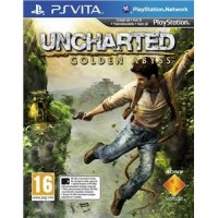 PS Vita - Uncharted: Golden Abyss