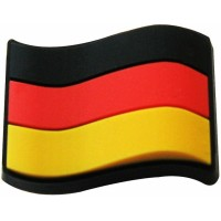 Crocs ozdoba Jibbitz Germany Flag 12