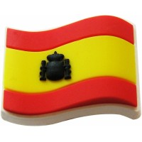 Crocs ozdoba Jibbitz Spain Flag 12