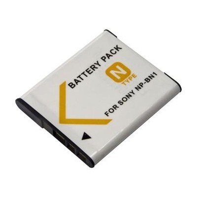 Baterie Extreme Energy typ Sony NP-BN1, Li-Ion 650 mAh