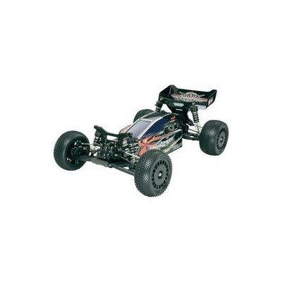 RC model TAMIYA EP BUGGY DARK IMPACT BS