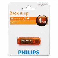 4GB URBAN USB 2.0 flash disk Philips FM04FD35B