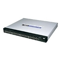 SG 300-52 52-port Gigabit Managed Switch