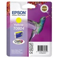 EPSON cartridge T0804 yellow