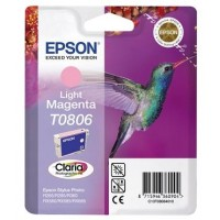 EPSON cartridge T0806 light magenta
