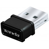 Tenda W311MI WiFi N USB Adapter Pico, 150 Mb/s, 802.11 b/g/n, režimy Client, Soft AP,Win,Mac,Lin
