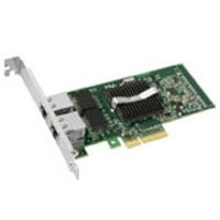10/ 100/ 1000Mbps PCI-Express PRO/1000 PT Dual Port Server Adapter 2 x RJ45 - OEM, (low i full profil)