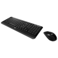 HP Wireless Keyboard & Mouse CZ