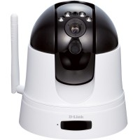 D-Link DCS-5222L, WiFi N IP kamera, SD slot, IR LED
