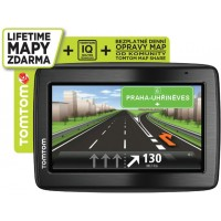 TomTom START 20 Europe LIFETIME mapy, 4.3""