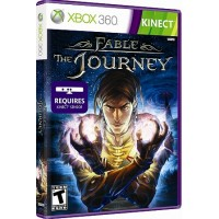 XBOX 360 Fable: The Journey CS/EL/HU/SK PAL DVD