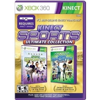 XBOX 360 Kinect Sports Ultimate CS/EL/HU/SK DVD