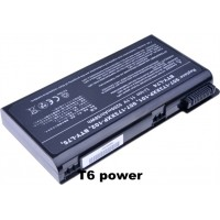 Baterie T6 power BTY-L74, 91NMS17LD4SU1, 957-173XXP-101