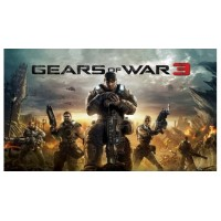 XBOX 360 Gears of War 3 CS/EL/HU/SK PAL DVD