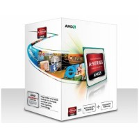 CPU AMD Trinity A4-5300 2core Box (3,4GHz, 1MB)