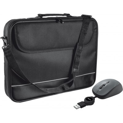 "brašna pro NB TRUST 15-16"" Notebook bag & mouse"