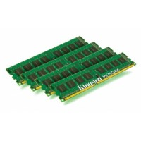 32GB DDR3-1600MHz Kingston ECC CL11 w/TS, 4x8GB