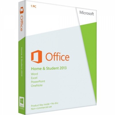 Microsoft Office Home and Student 2013 32/64bit. Czech