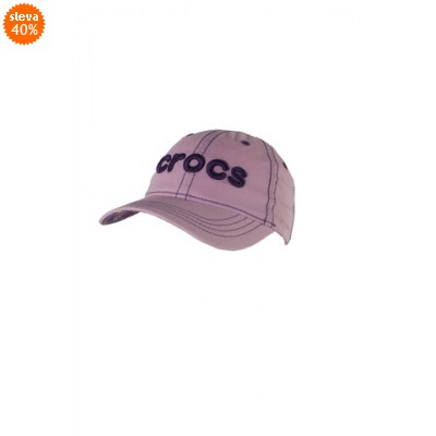 Crocs Kids Cap - Pink/Blue
