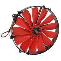 AIREN FAN RedWingsGiant 250 LED RED (250x250x30mm)