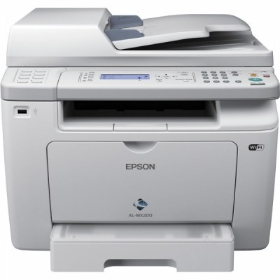 Epson WorkForce AL-MX200DWF, A4, Fax, Duplex, WiFi, LAN, USB, 30ppm, ADF