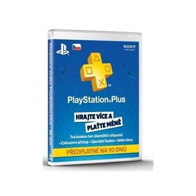 PlayStation Plus Card 90 Day