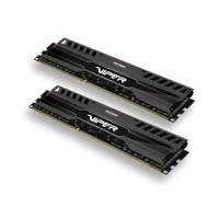 Patriot DD3 1600 MHZ Viper3,Black mamba, 2 x 4GB