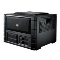 CoolerMaster case minitower HAF XB, ATX,black