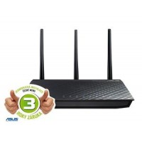 ASUS RT-AC66U Dual-Band WiFi-AC1750 Gigabit Router