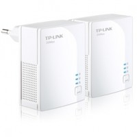 TP-Link TL-PA2010 Starter Kit sada 2x Nano Powerline Ethernet Adapter, AV200