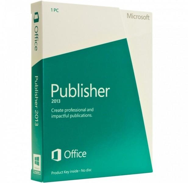 Publisher product key gratis