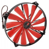 AIREN FAN RedWingsGiant 200 LED RED (200x200x20mm)