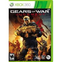 XBOX 360 Gears of War Judgment CS/EL/HU/SK DVD