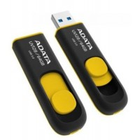 ADATA USB UV128 64GB yellow (USB 3.0)