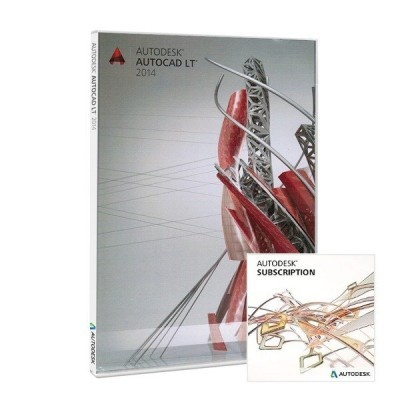 AutoCAD LT, Subscription Renewal, 1 licence/ 2 roky