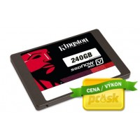 "240GB SSDNow V300 Kingston SATA3, 2.5"" 7mm"
