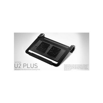Coolermaster ALU podstavec NotePal U2 Plus black