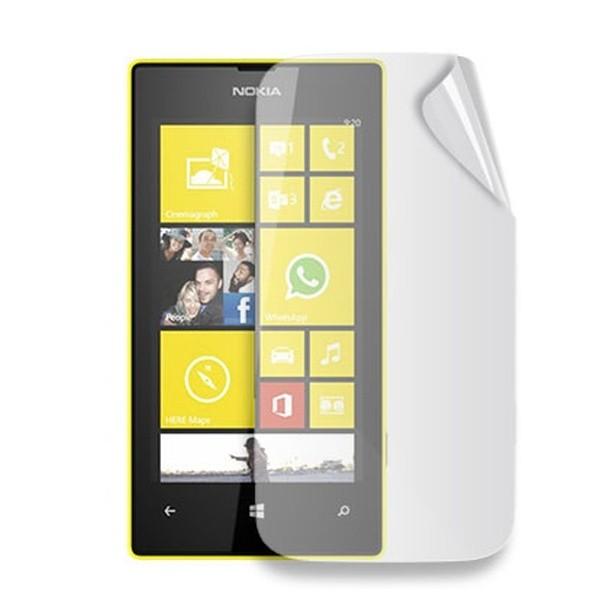 ... Screen Protector pro Nokia Lumia 520, lesklá, 2ks - větší obrázek