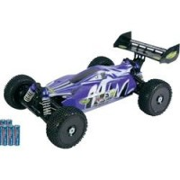RC model Brushless Buggy Carson, 1:8, 4WD, RtR 2.4 GHz