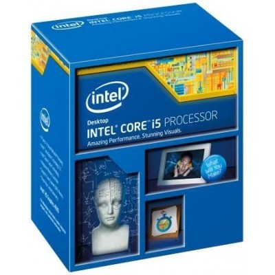 CPU INTEL Core i5-4430 BOX (3GHz, LGA1150, VGA)