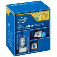 CPU INTEL Core i5-4670K BOX (3,4GHz, LGA1150, VGA)