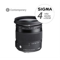 SIGMA 17-70mm F2.8-4 DC MACRO HSM Contemporary Sony