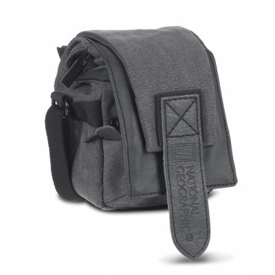 National Geographic W2022 small holster, malá brašna tm. Šedá