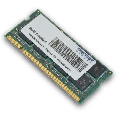 SO-DIMM 4GB DDR2-800MHz PATRIOT CL6